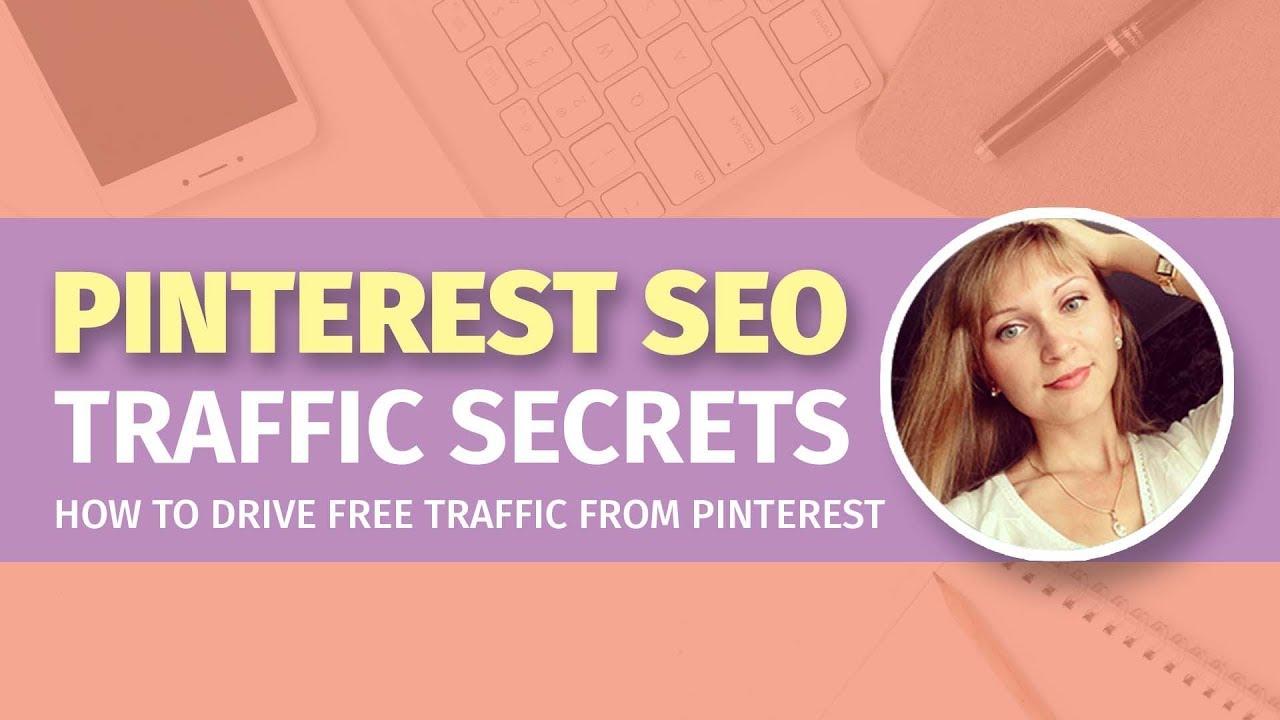 Anastasia Pinterest SEO Traffic Secrets 2019