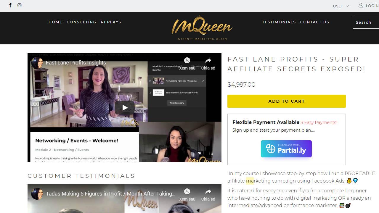 Super Affiliate Secrets Exposed – IMQueen