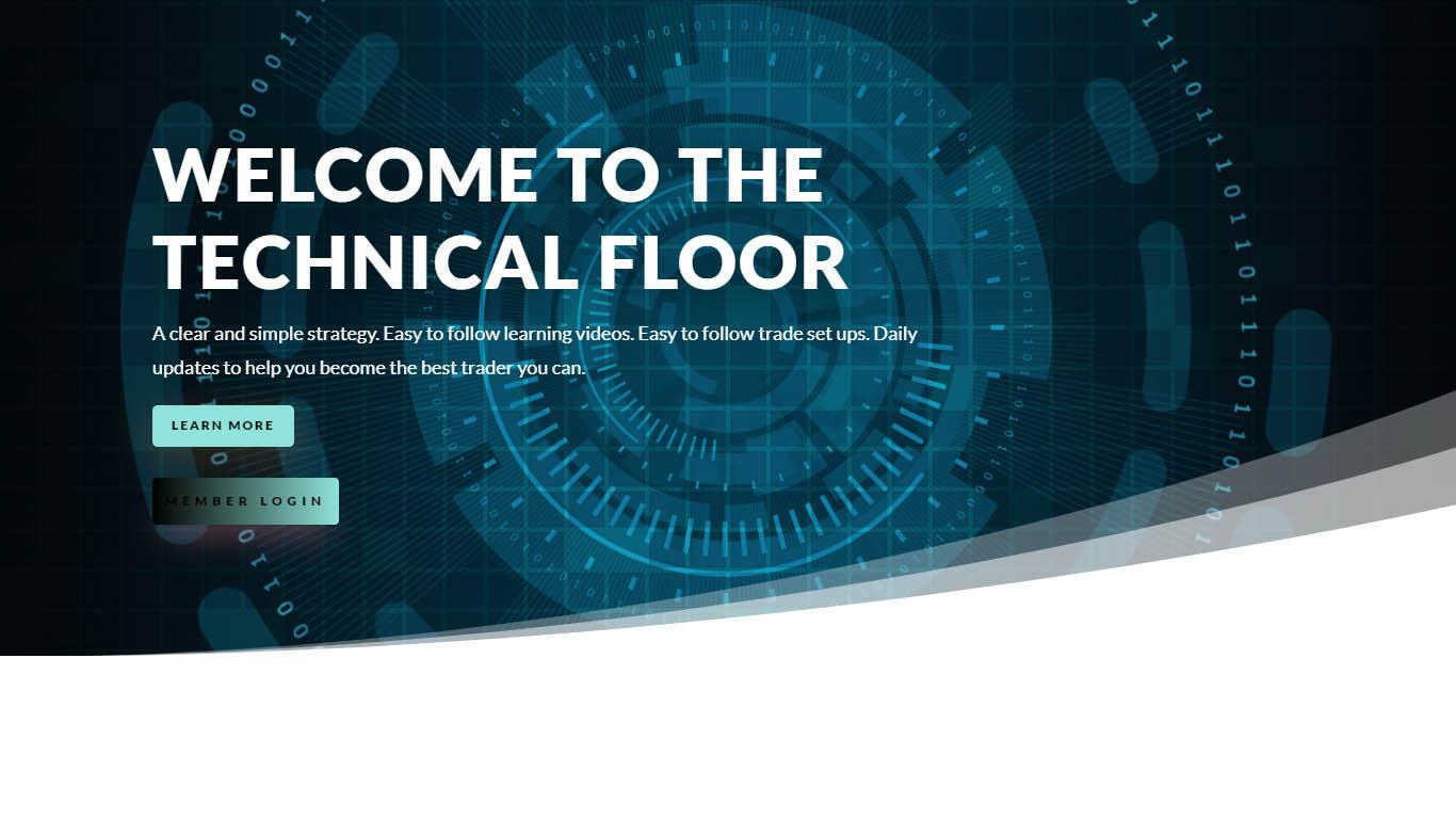The Technical Floor Course