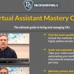 Tom Cormier - Virtual Assistant Mastery for Ecom