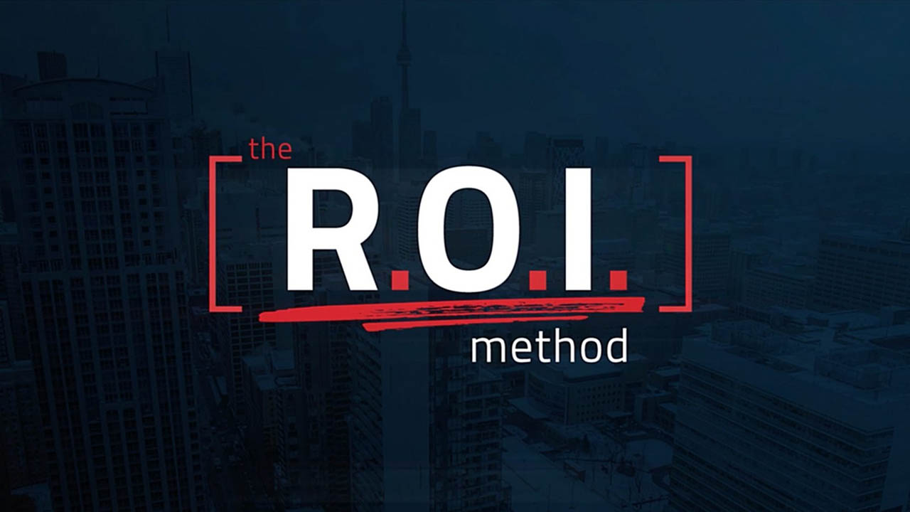 Scott Oldford – The ROI Method
