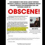Ben Settle - Affiliate Launch Copynomicon