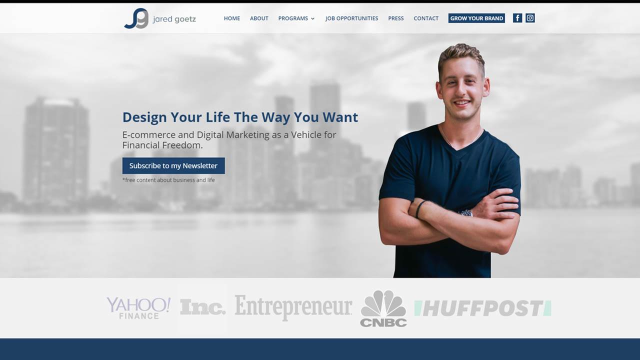 Jared Goetz – eCom Hacks System 2020