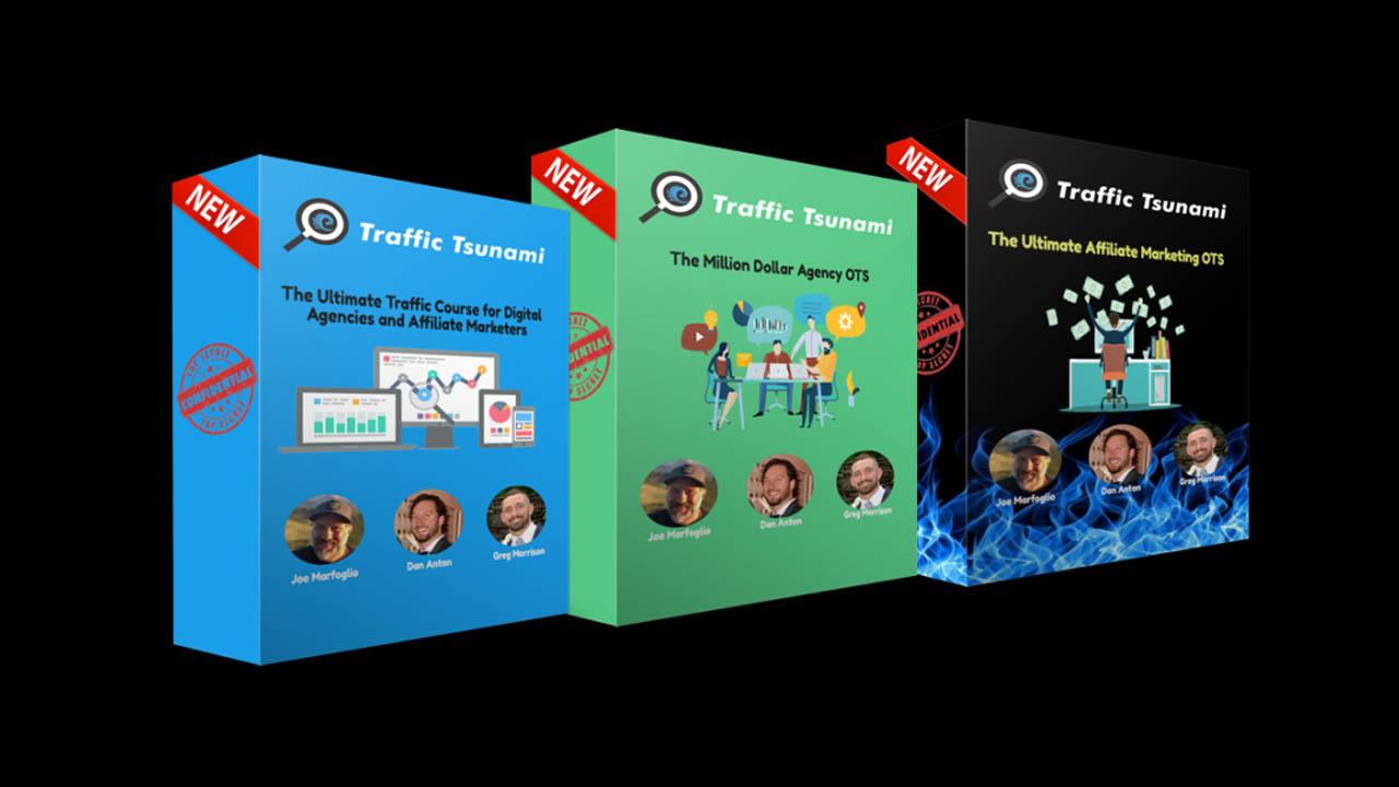 OMG Machines – Traffic Tsunami & Fusion Protocol