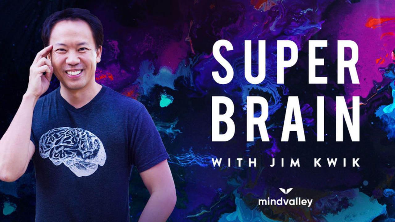 Jim Kwik – Superbrain