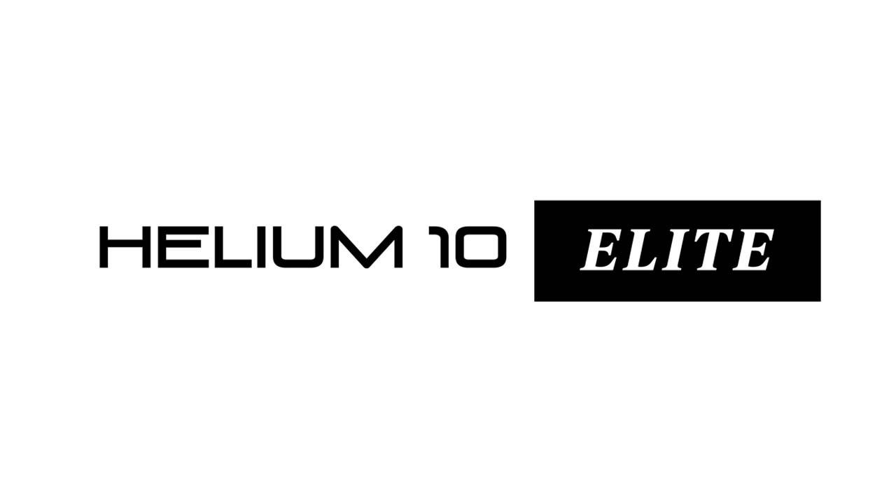 Helium 10 Elite – Amazon FBA Masterminds