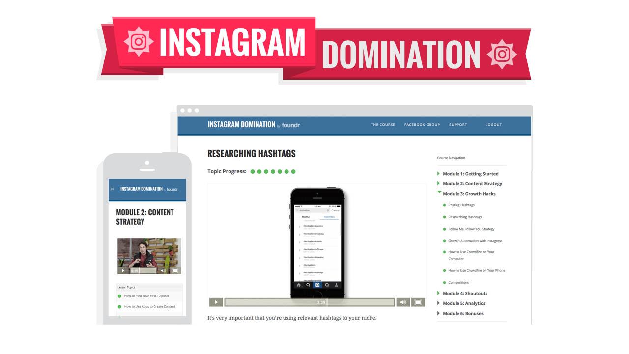 Nathan Chan – Instragram Domination 5.0 (2020)