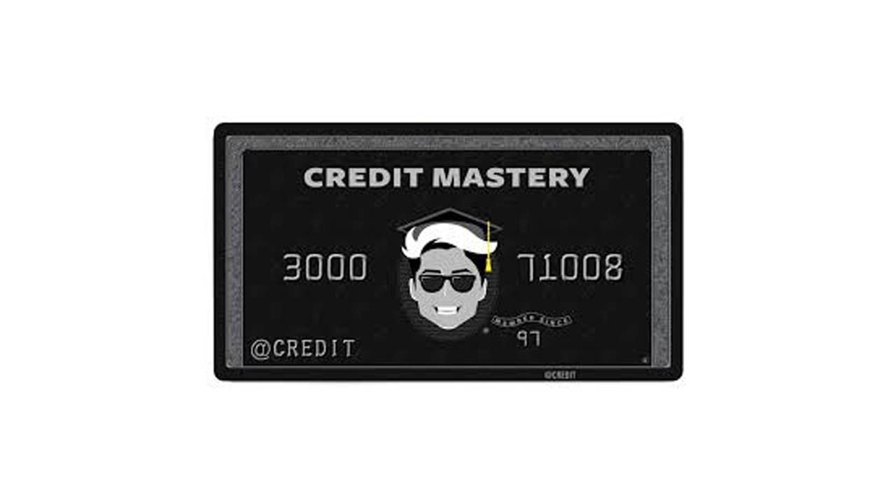 Stephen Liao – Credit Mastery