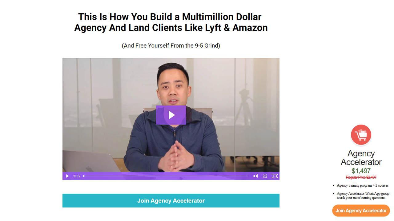 Eric Siu – DigitalXP – Agency Accelerator