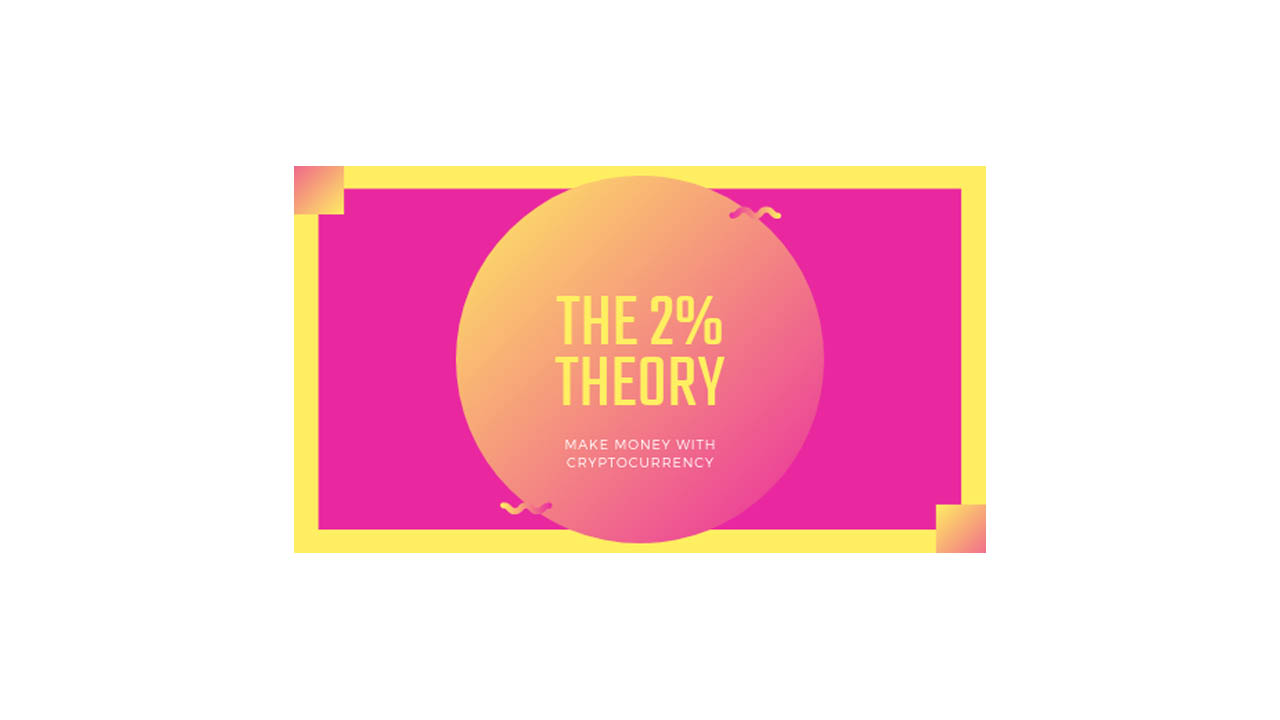 Anna Marko – The 2% Theory + Crypto On Fire + $100/day
