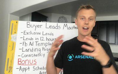 Jason Wardrope – Buyer Leads Mastery