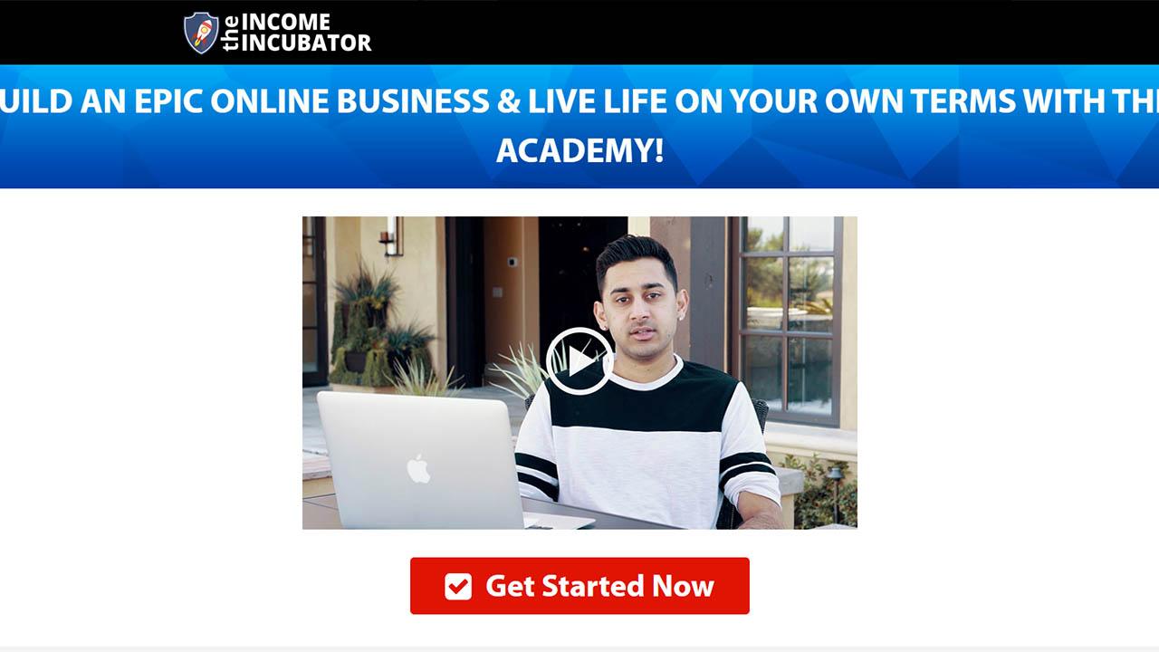 Jeet Bannerjee – Income Incubator Academy