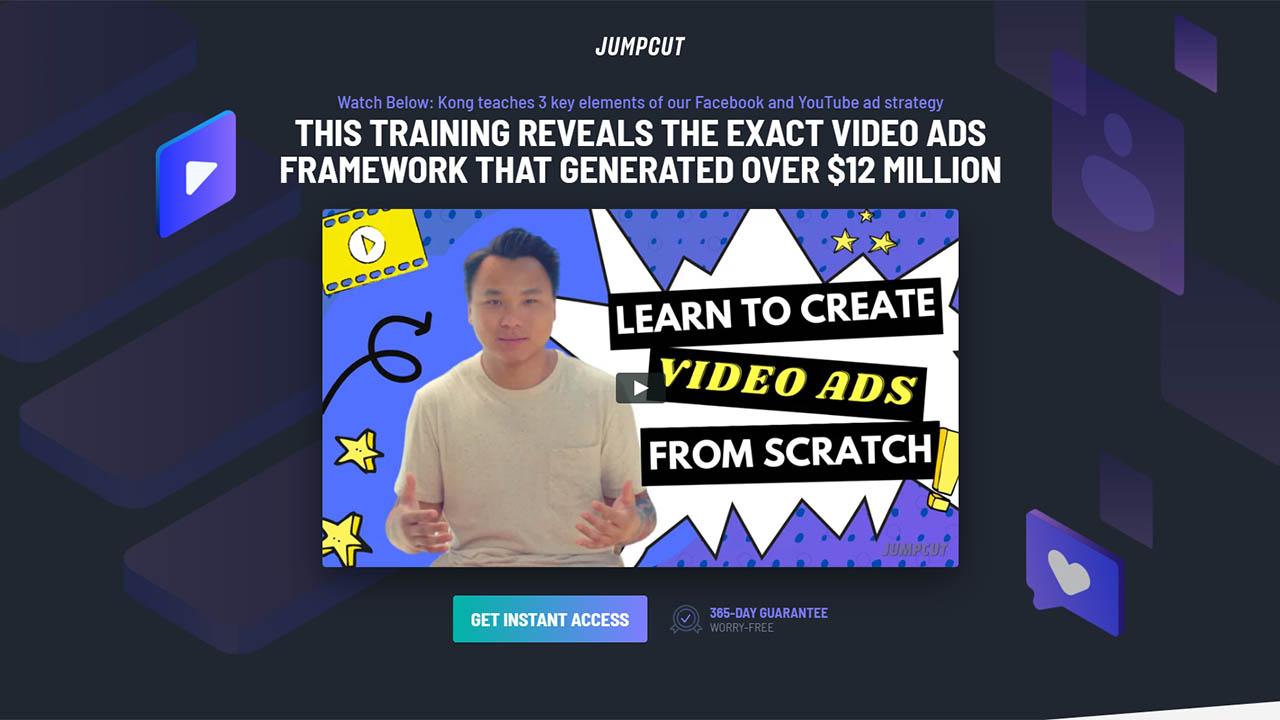 Jumpcut – Video Ads Bootcamp