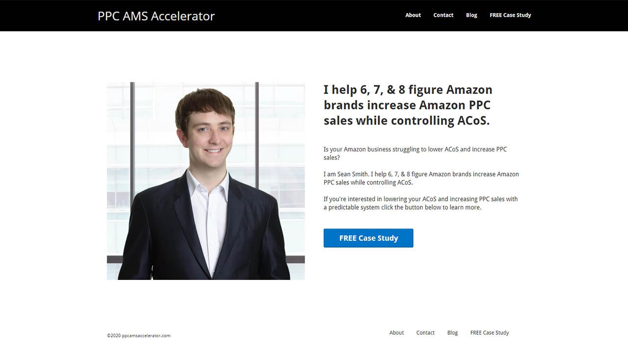 Sean Smith – PPC Accelerator