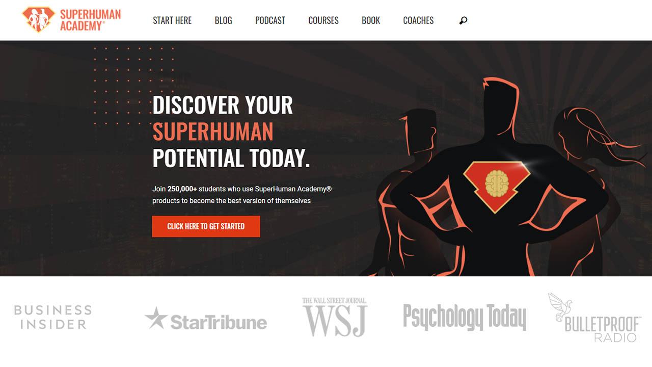 Jonathan Levi – Superhuman Academy