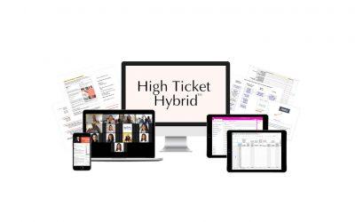 Mariah Coz – High Ticket Hybrid