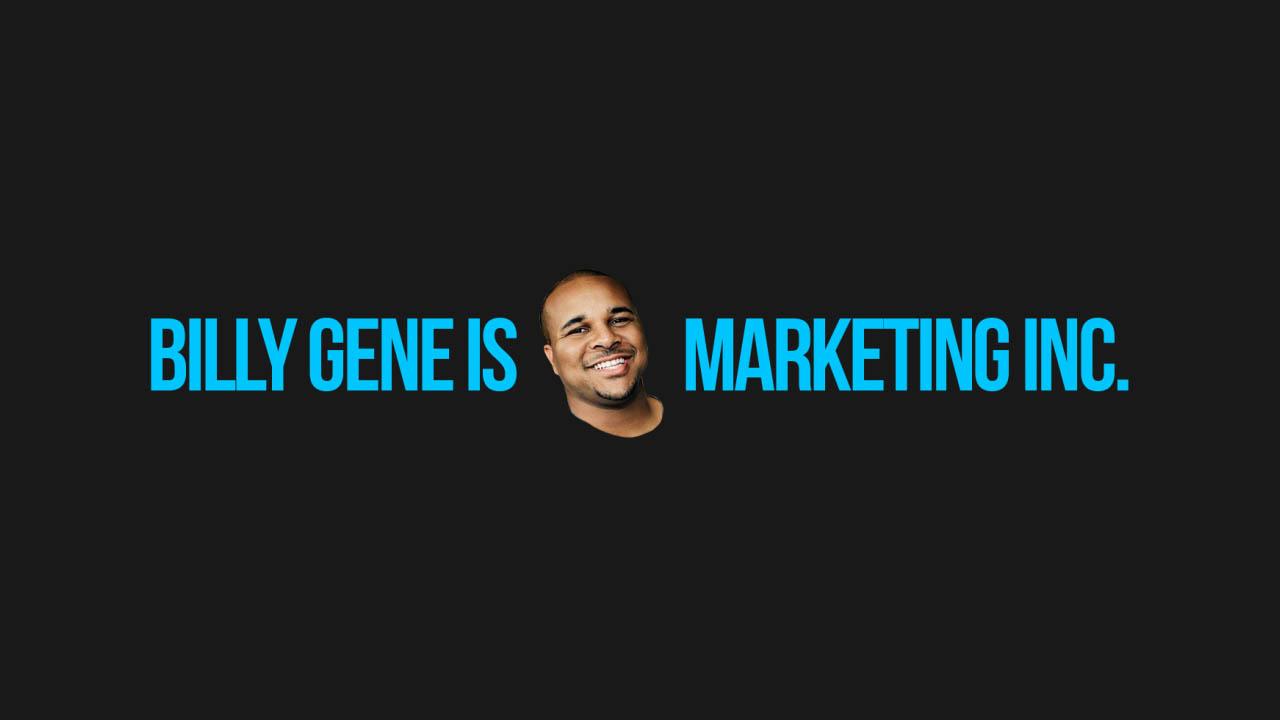 Billy Gene – 30 Days of Genius – Never Go Broke Again
