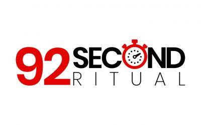 Duston McGroarty – The 92-Second Ritual