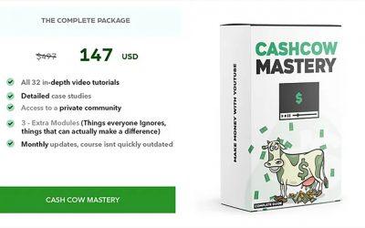 YouTube – CashCow MASTERY