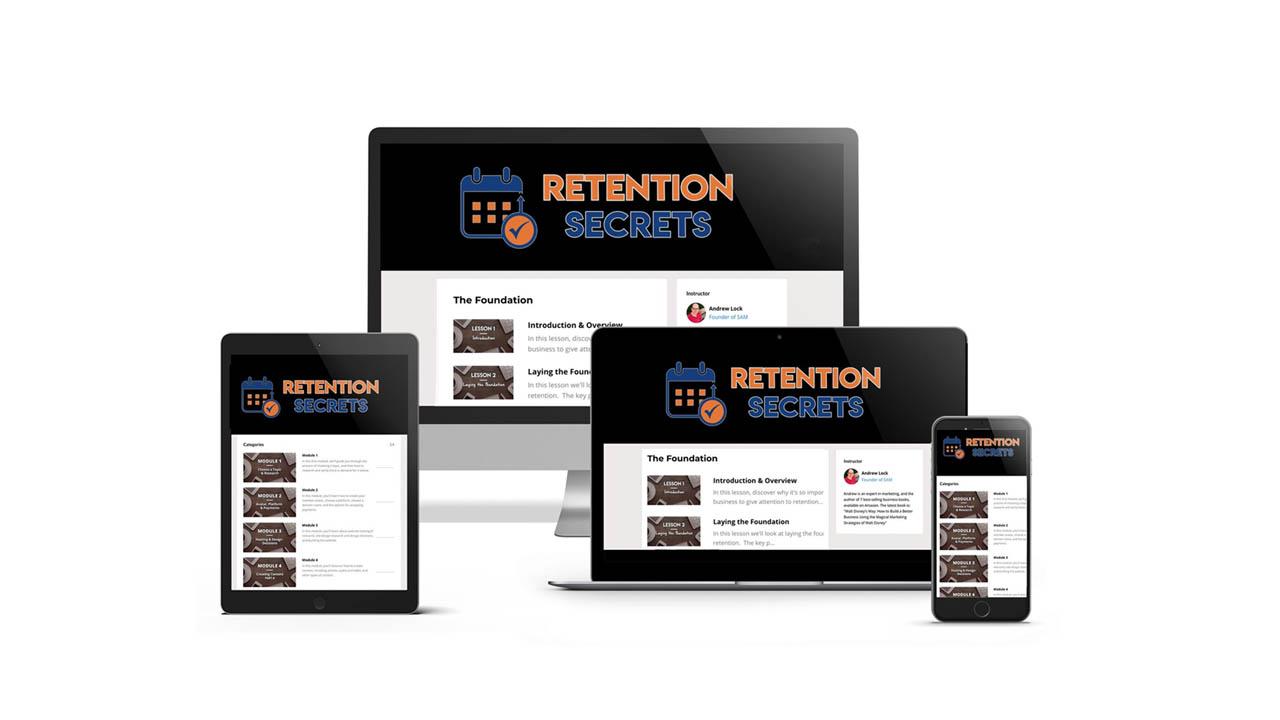 Andrew Lock – Retention Secrets