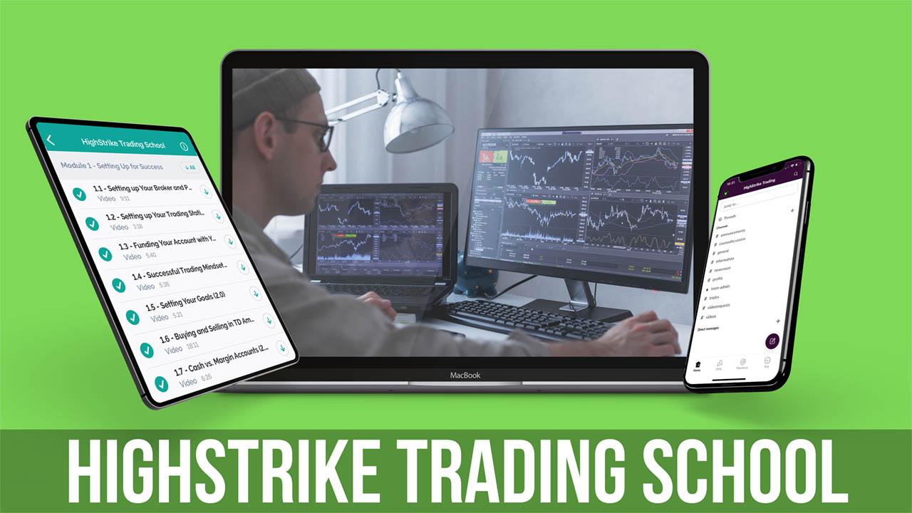 Highstrike Trading School