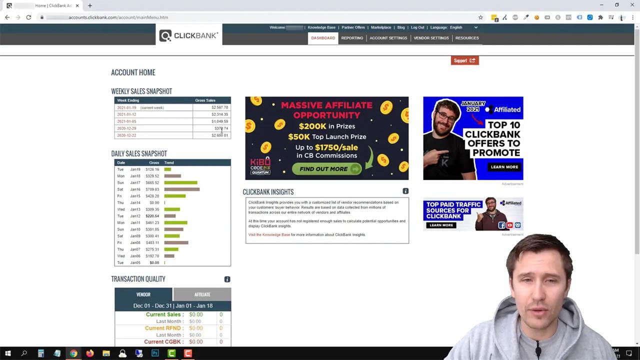 Ivan Mana – Affiliate Marketing Mastery