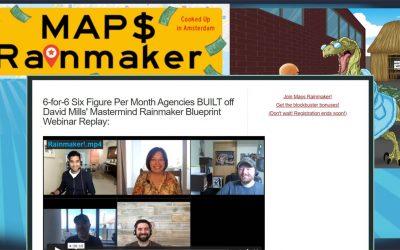 OMG Machines – Maps Rainmaker 2021