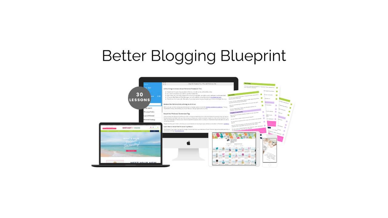 Vanessa Shepherd – Better Blogging Blueprint