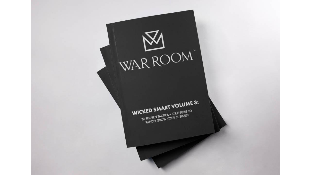 WarRoom Wicked Smart Book Set