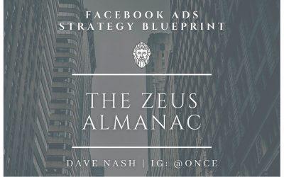 Dave Nash – The Zeus Almanac-Facebook Ads Strategy Guide