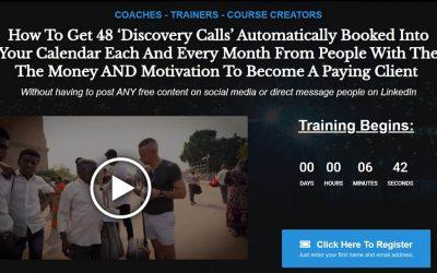 Josh & Andy Harrington – Get New Clients Academy