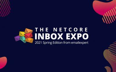 Netcore Inbox Expo 2021