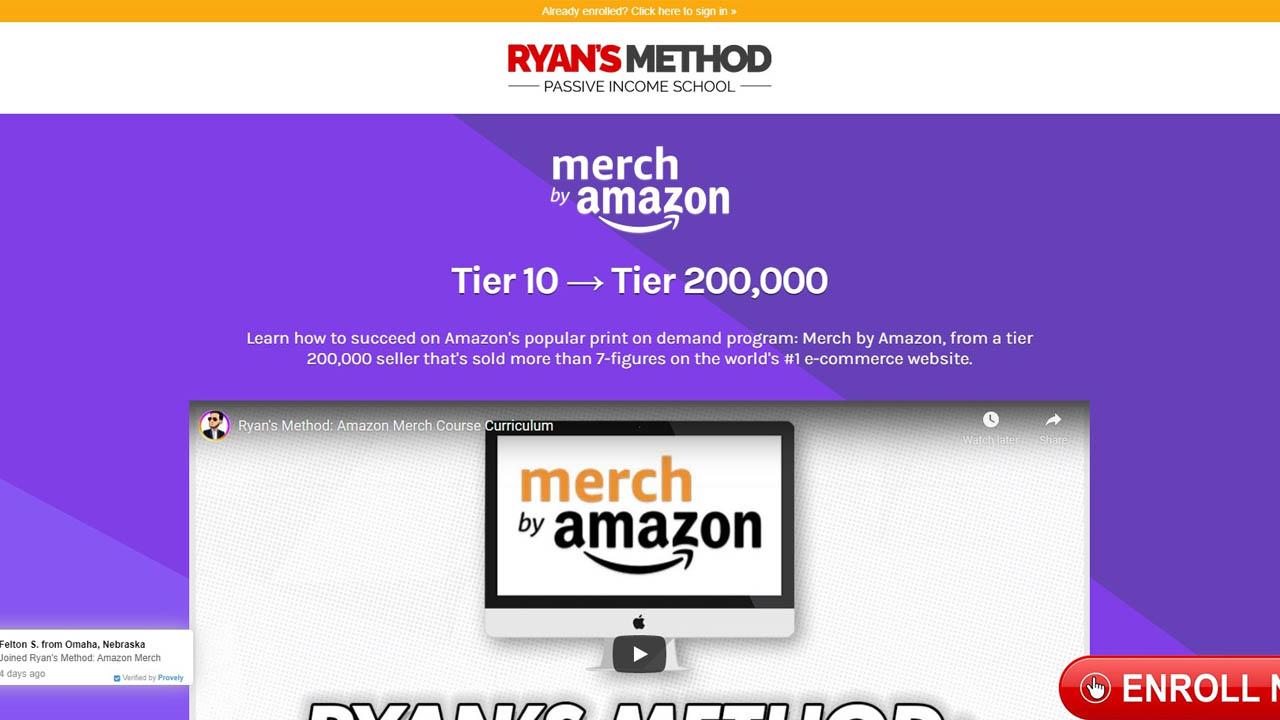 Ryan Hogue – Merch By Amazon