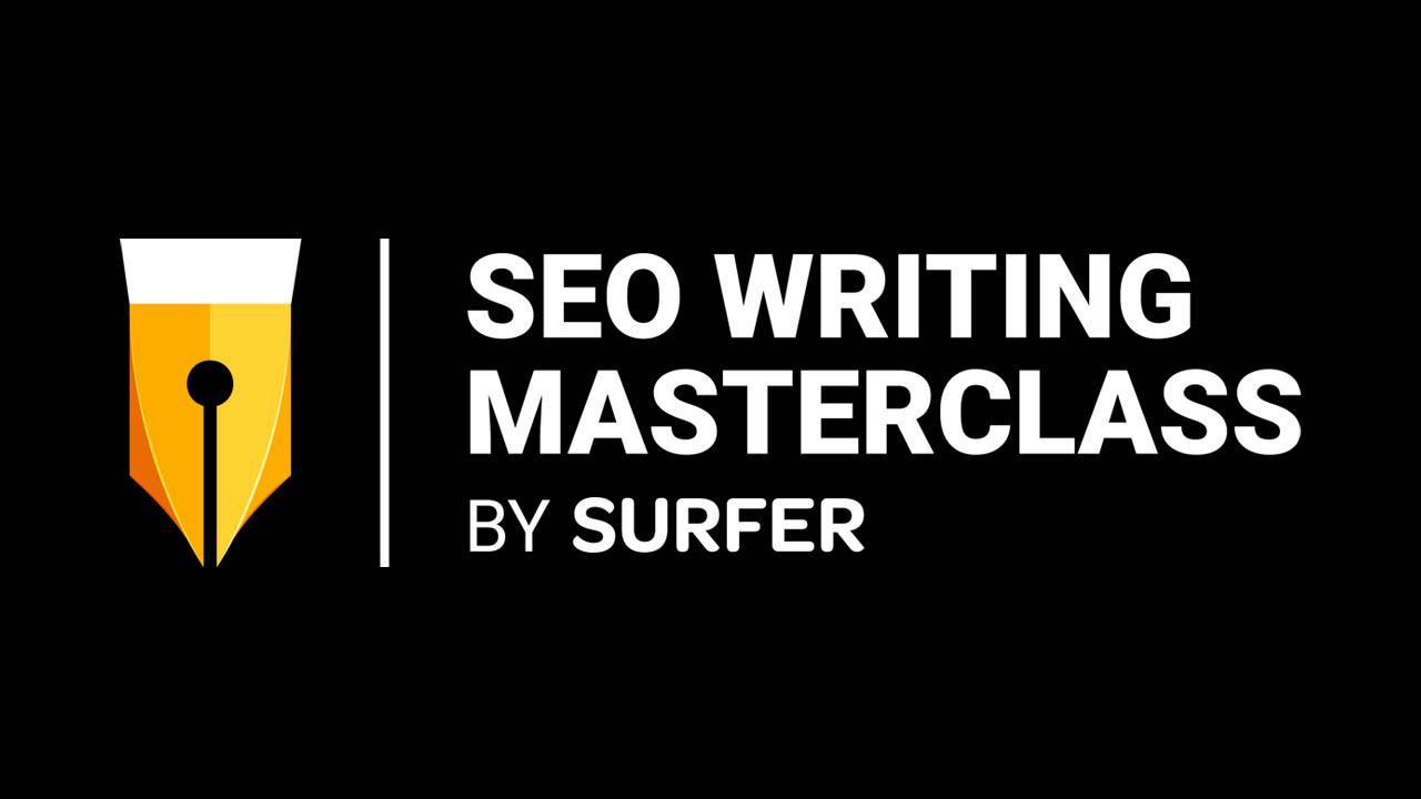 Surfer – SEO Writing Masterclass