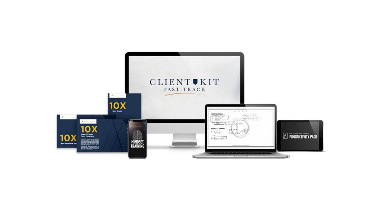 Traffic & Funnels – Client Kit Fast-Track
