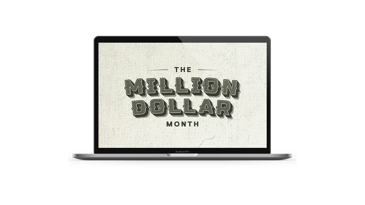 Traffic & Funnels – Million Dollar Month