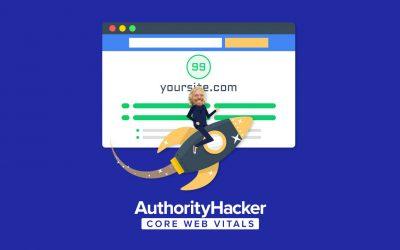 Authority Hacker – Core Web Vitals