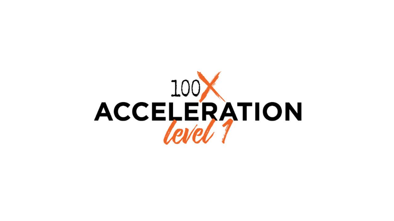Pedro Adao – 100X Accelerator