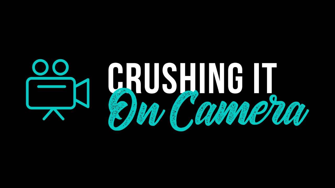 Abby Walla, David Storch – Crushing It On Camera