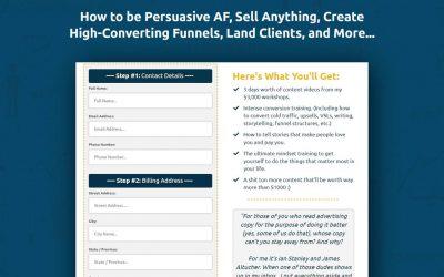 Ian Stanley – Ultimate Persuasion Workshop