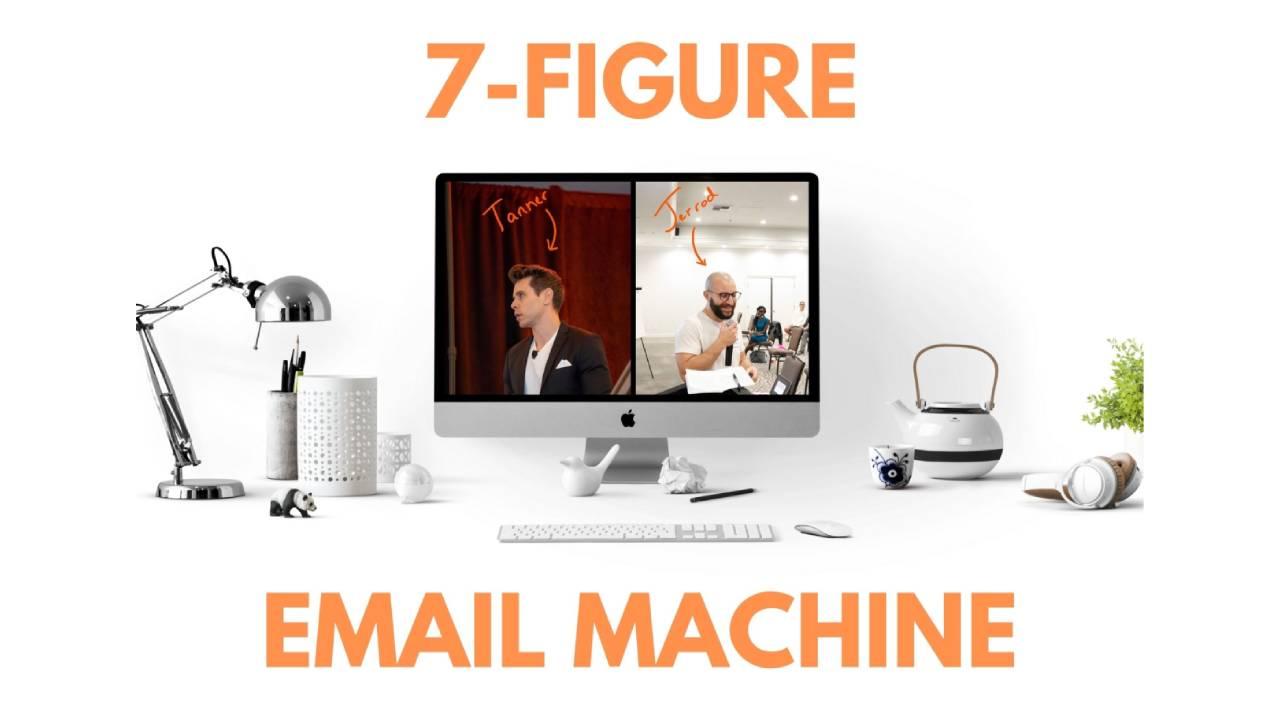Tanner Henkel, Jerrod Harlan – 7-Figure Email Machine