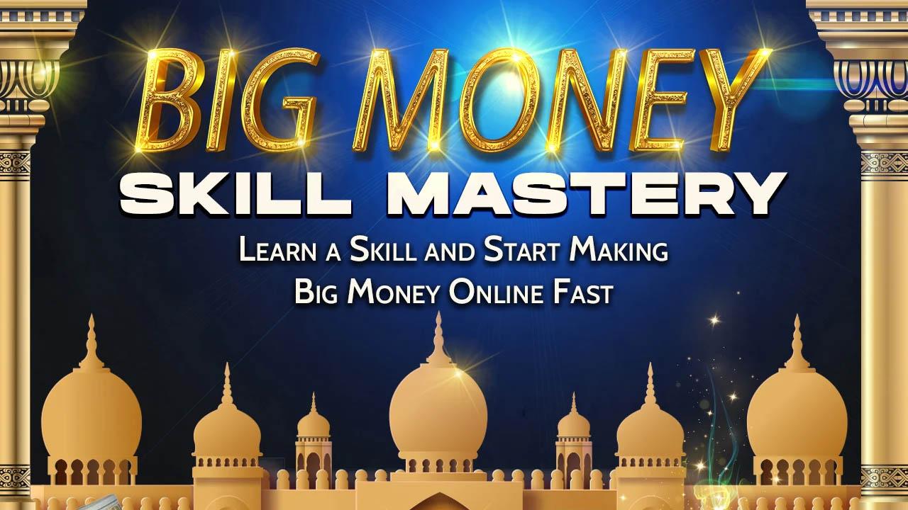 Ty Frankel – Big Money Skill Mastery