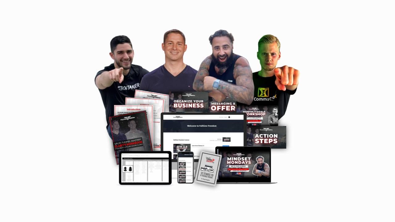 Doug Boughton – Sales Funnel Mastery 3.0