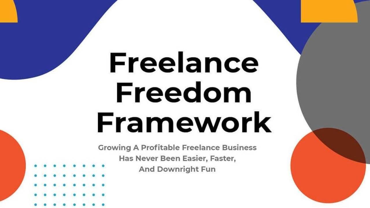 Jose Rosado – Freelance Freedom Framework